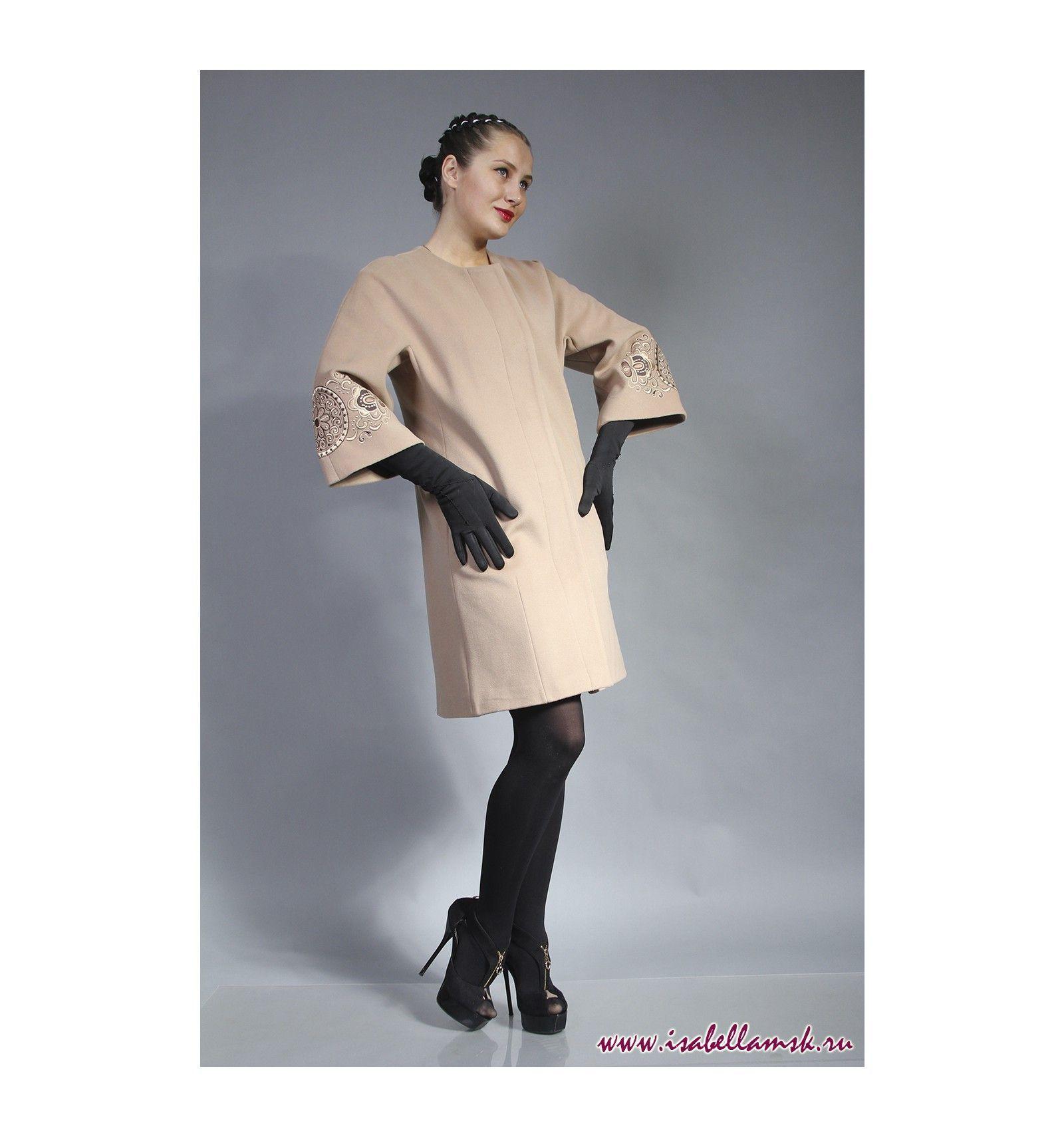 Пальто весна 2023