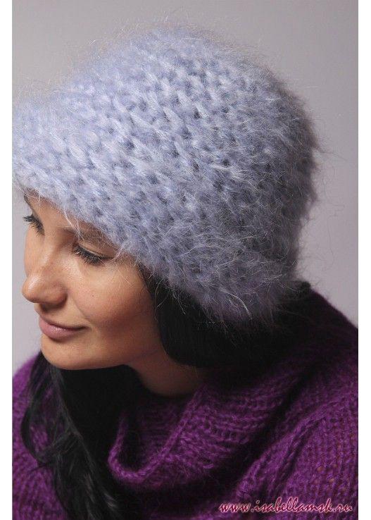Вязаная шапка 3