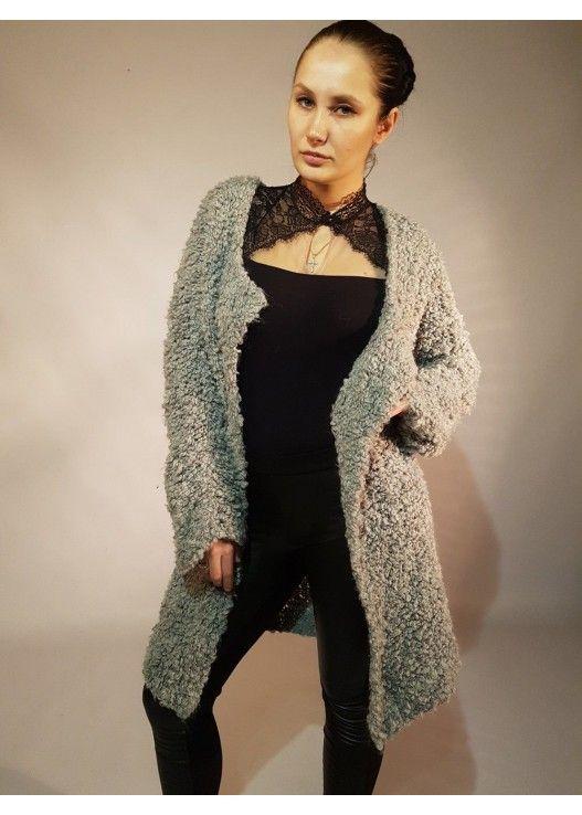 Вазаный пиджак букле