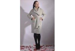 Пальто женское халат апаж
