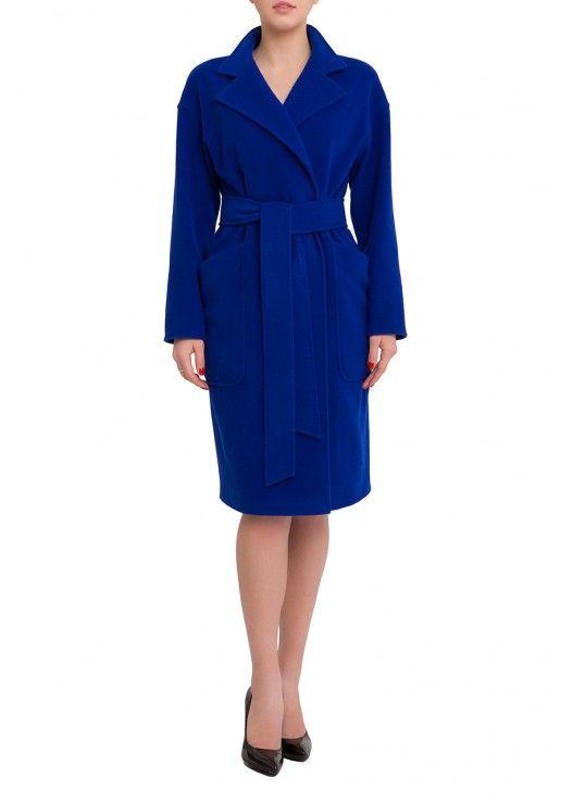 Женское пальто Рам-490 парламет