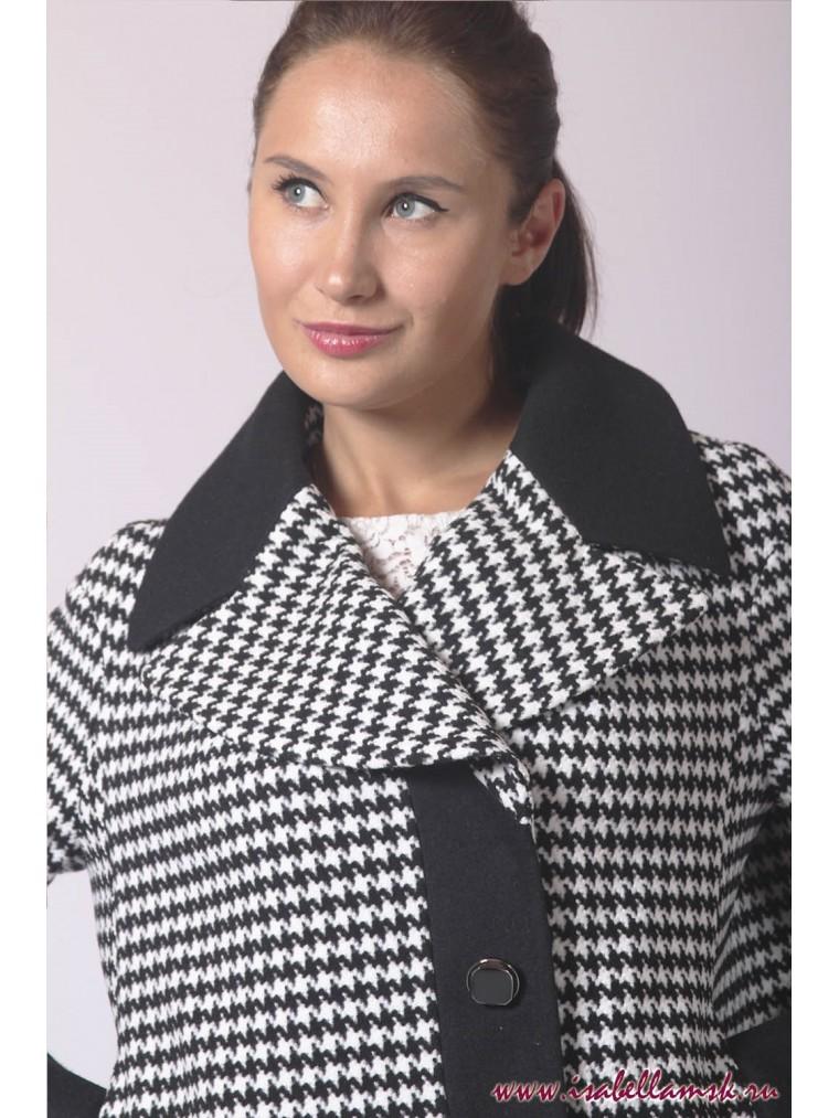Пальто Короткое Женское