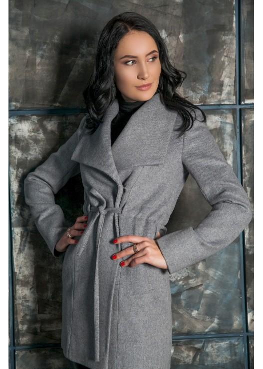 Короткое женское пальто новинка 2018