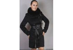 Женское зимнее пальто воротник стойка