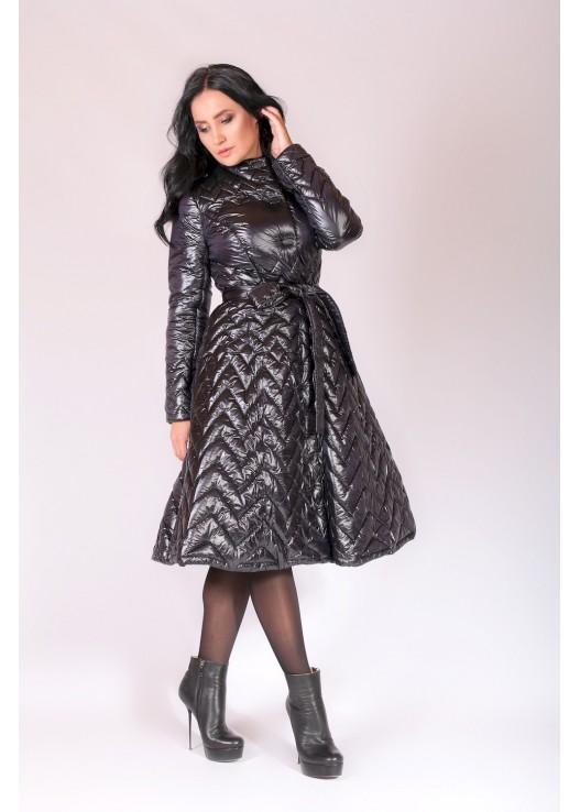 куртка пальто женская с юбкой Осень 2018