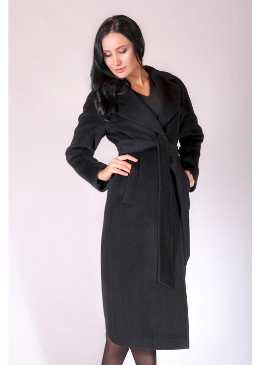Классическое пальто халат
