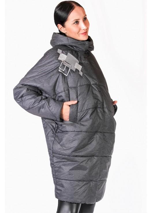 Женская дутая куртка всесезонная Осень-Зима