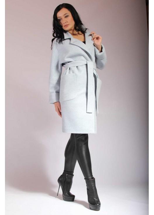 Стильное женское пальто для девушки
