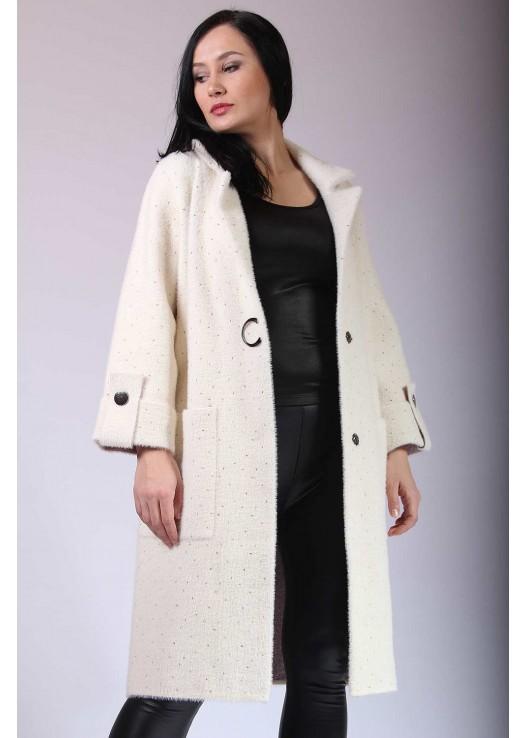 Трикотажное пальто Весна 2019