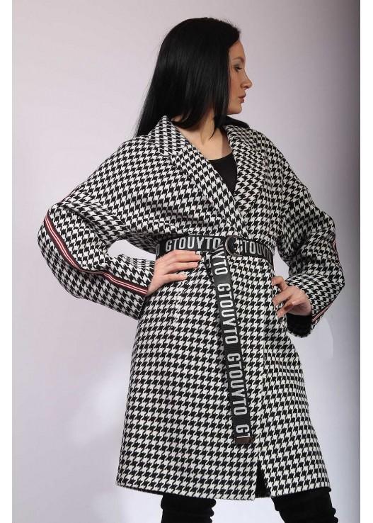 Женское пальто кимоно