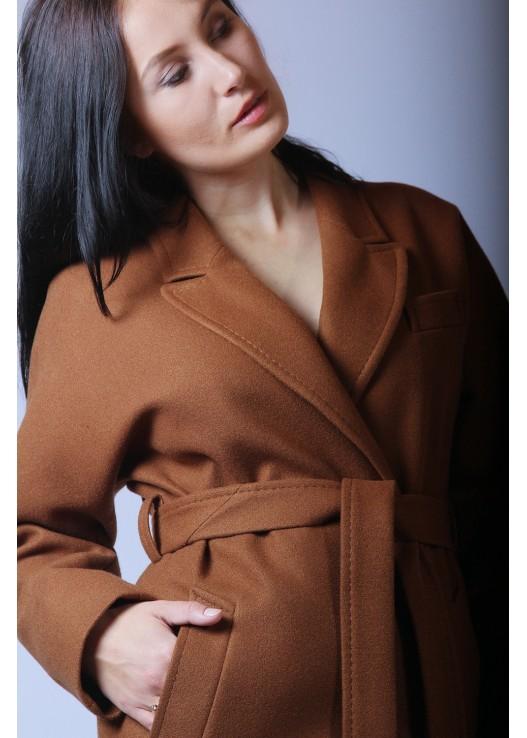 Классическое женское Осеннее пальто