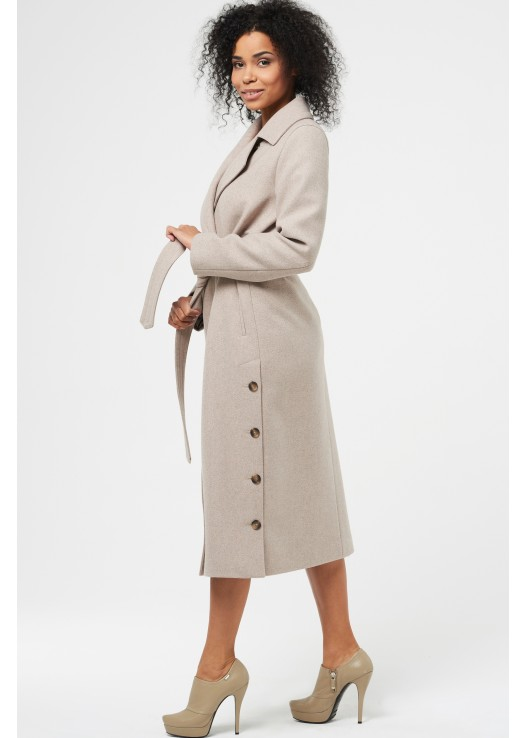 Дизайнерское женское пальто тренды Осени
