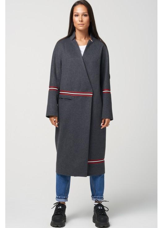 Стильное молодёжное пальто тренч