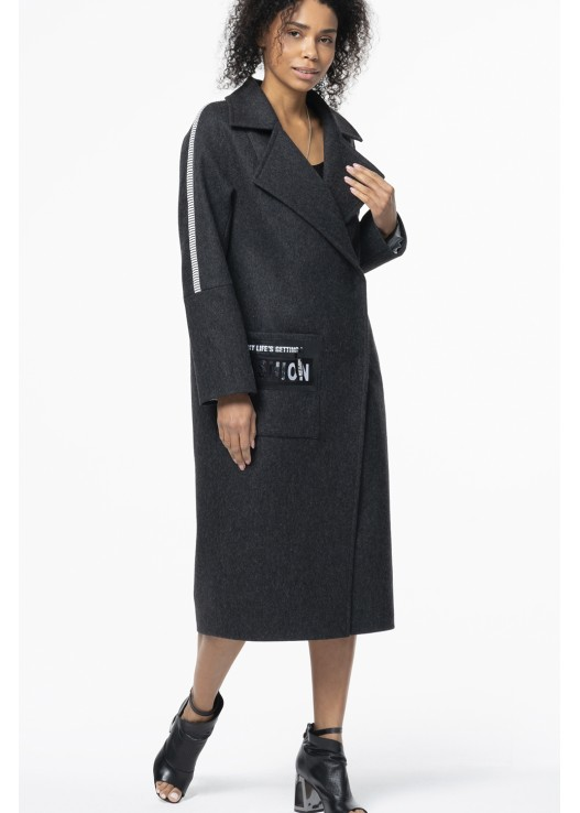 Модное женское пальто тренд этого сезона Весна 2020