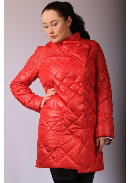 Весенняя стёганая куртка весна 2020