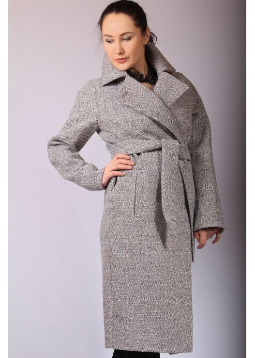 Демисезонное женское пальто 2020