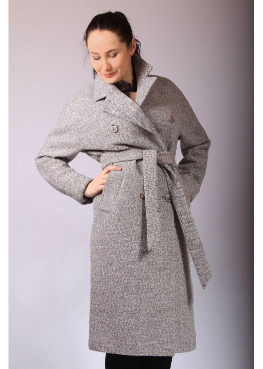 Женское пальто халат Весна 2020