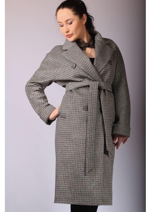Женское весеннее пальто оверсайз 2020