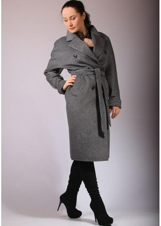 Модный тренд этого сезона, классическое пальто халатного типа