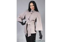 Женское короткое пальто Италия