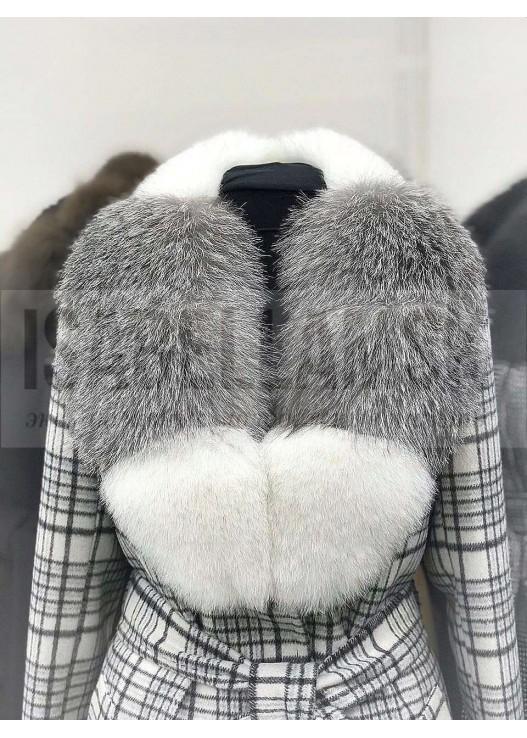 Эксклюзивное женско пальто Зима 2020