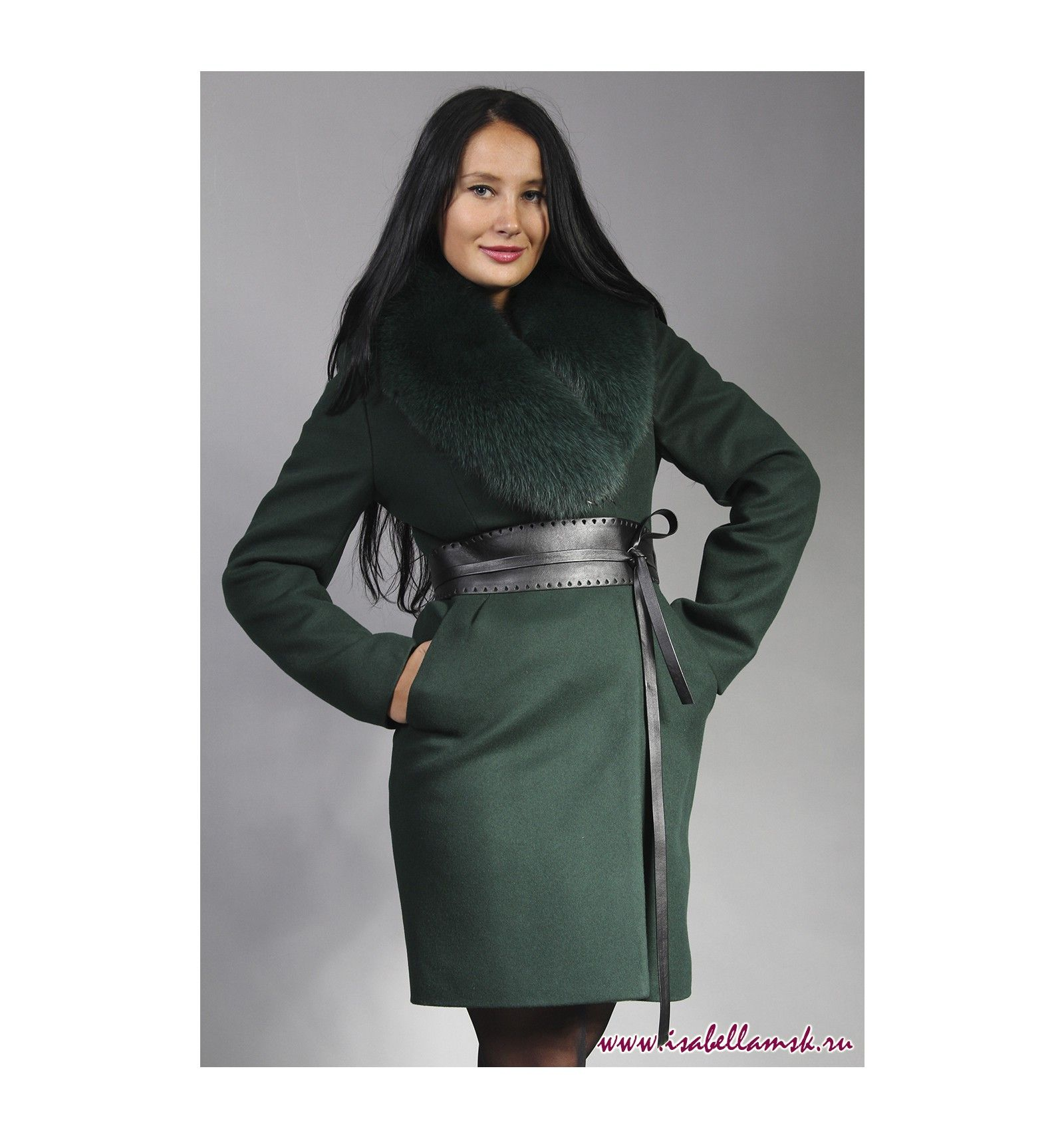 Зимнее женское пальто в москве