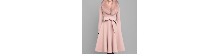 Пальто на утеплителе