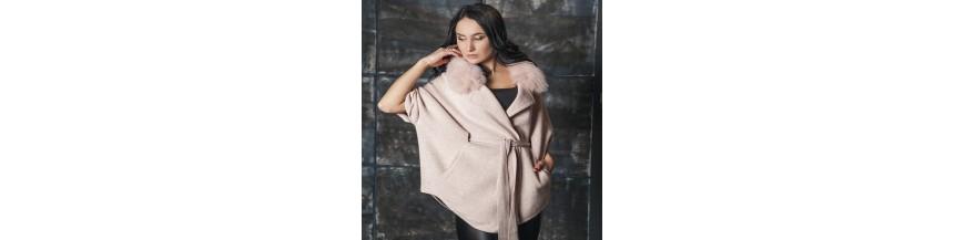 Пальто из Ангоры