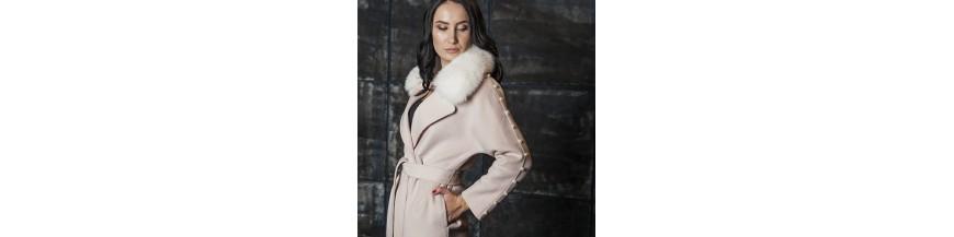 Эксклюзивные пальто Осень-Зима-Весна